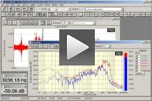 SpectraPLUS - Home Page : Acoustics and Vibration : FFT